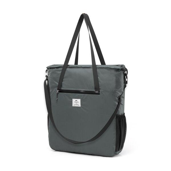 کیف رو دوشی نیچرهایک مدل DL03 Silicone Foldable