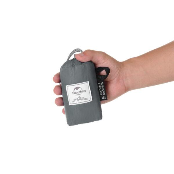 کوله پشتی نیچرهایک مدل Ultralight Foldable 25L
