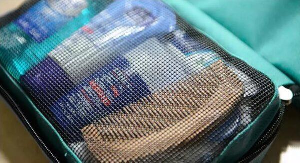 کیف لوازم آرایشی بهداشتی نیچرهایک مدل 01 Update