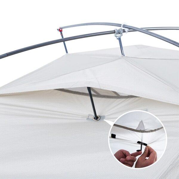 چادر انفرادی نیچرهایک مدل VIK Series Ultralight +SnowSkirt