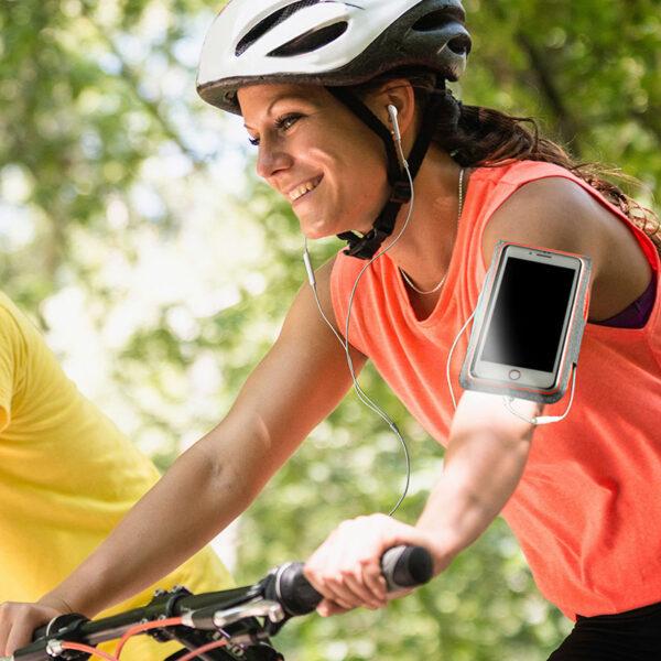 کیف بازویی موبایل نیچرهایک مدل Sport Arm Phone Bag