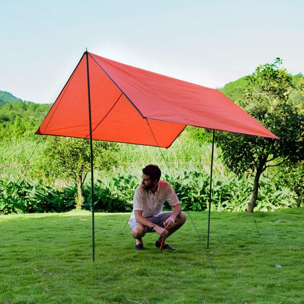 زیرانداز دونفره نیچرهایک مدل Oxford Cloth Camping Mat