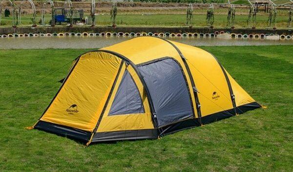 چادر 3 تا 4 نفره نیچرهایک مدل Man Airpole Tent