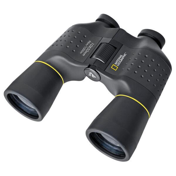 دوربین دوچشمی نشنال جئوگرافیک مدل 10X50 BK-7