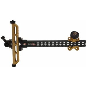 "سایت ریکرو اکسل مدل Achieve Carbon Bar- 9""Extension With Lock"