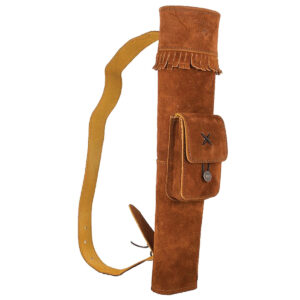 کوئیور باکتریل مدل Traditional Small Indian Ambidextours Buckskin 41cm
