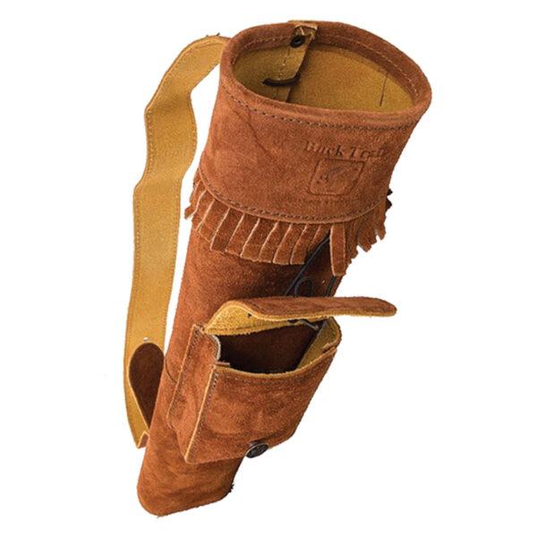 كوئيور باكتريل مدل Traditional Indian Ambidextours Suede 52cm