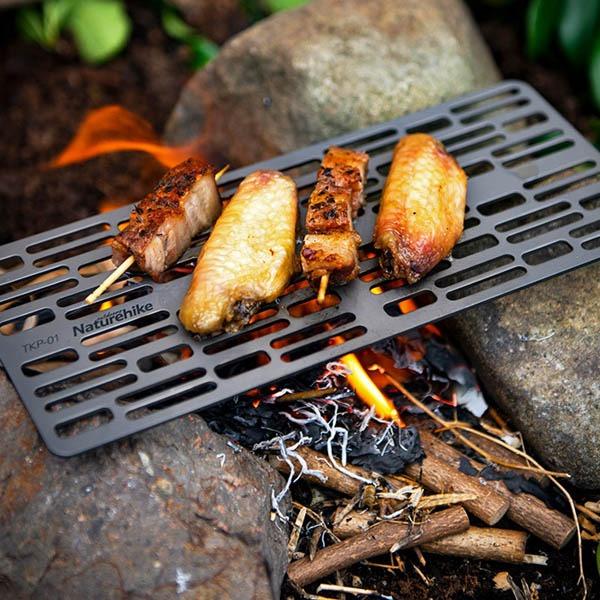 سینی پخت نیچرهایک مدل TKP01