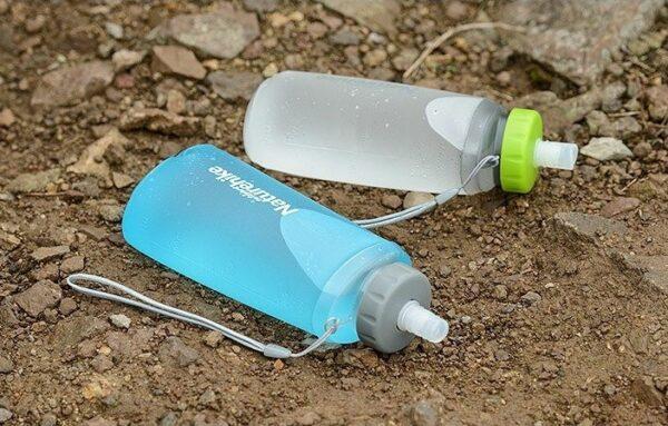 بطری آنتی باکتریال نیچرهایک مدل TPU Soft 750ml