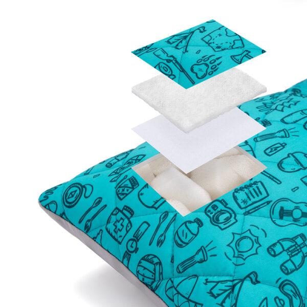 بالش نیچرهایک مدل Travel Folding