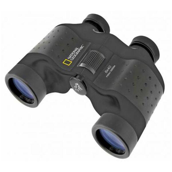 دوربین دوچشمی نشنال جئوگرافیک مدل 8X40 BK-7