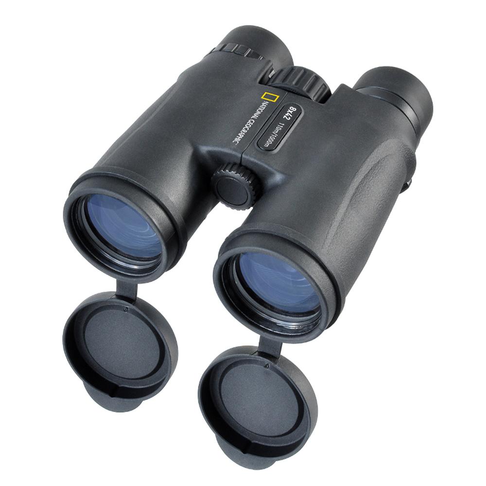 دوربین دو چشمی نشنال جئوگرافیک مدل 8X42 BK-7