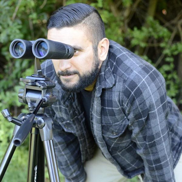 آداپتور اتصال دوربین دو چشم به سه پایه مید