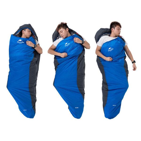 کیسه خواب الیاف نیچرهایک مدل ML150 Mummy