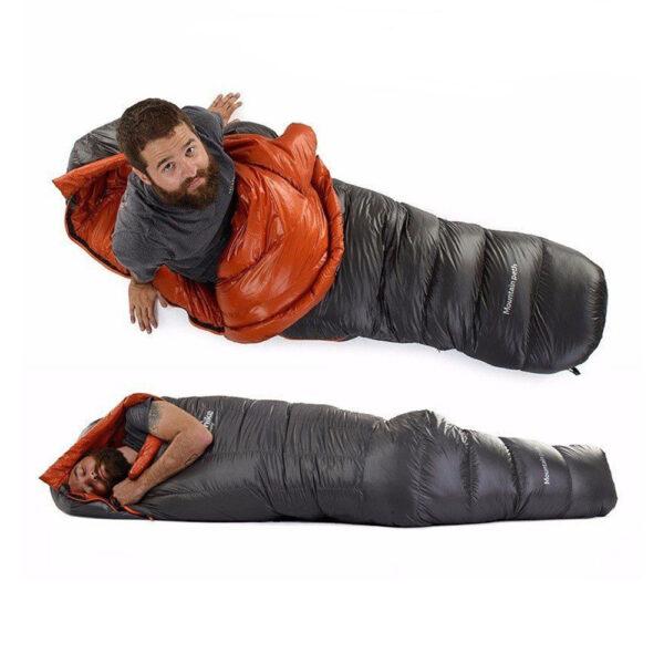 کیسه خواب پر نیچرهایک مدل Mountain Path Mummy Down UL1200