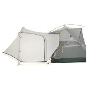 درب اضافی چادر نیچرهایک مدل Mongar