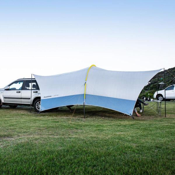 سایه بان نیچرهایک مدل Cloud Dome +UPF50