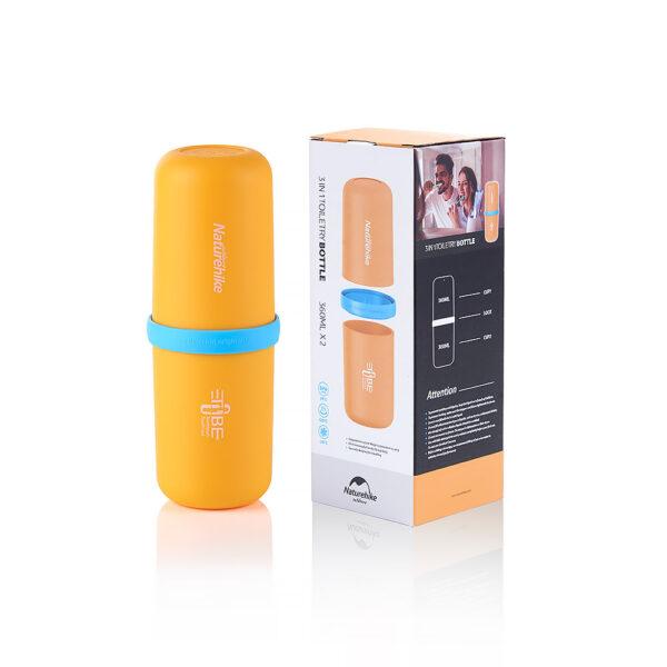 محفظه لوازم بهداشتی نیچرهایک مدل 3in1