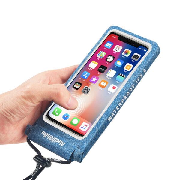 کیف ضدآب موبایل نیچرهایک مدل 3D Shockproof