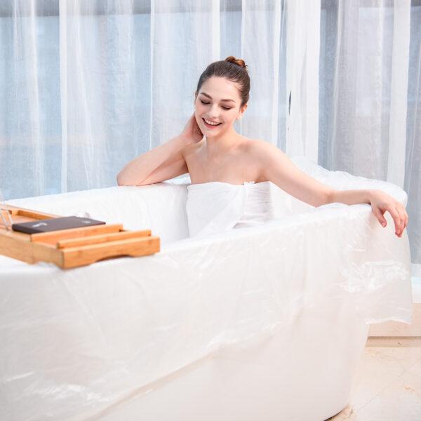 کاور وان حمام نیچرهایک مدل Travel Bath Bag