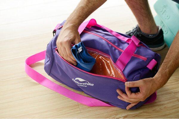 کیف دوشی نیچرهایک مدل Wet And Dry