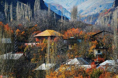 روستای لواسانات