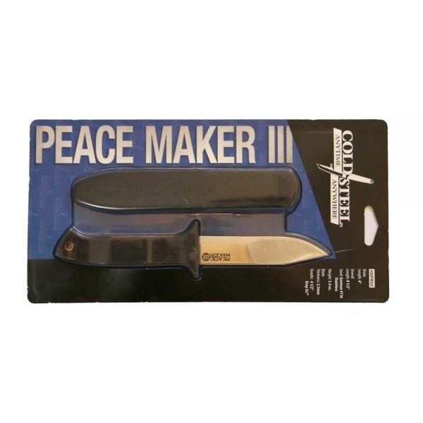 چاقوی سفری کلد استیل مدل Peace Maker III