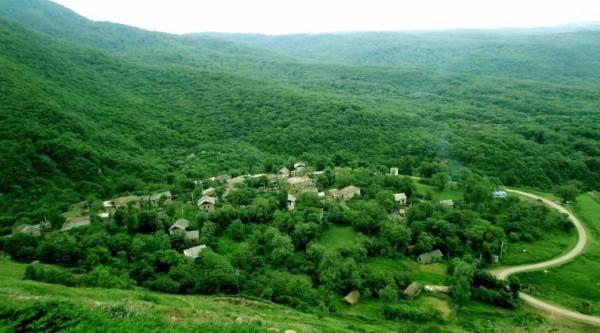 روستای افجه در تهران