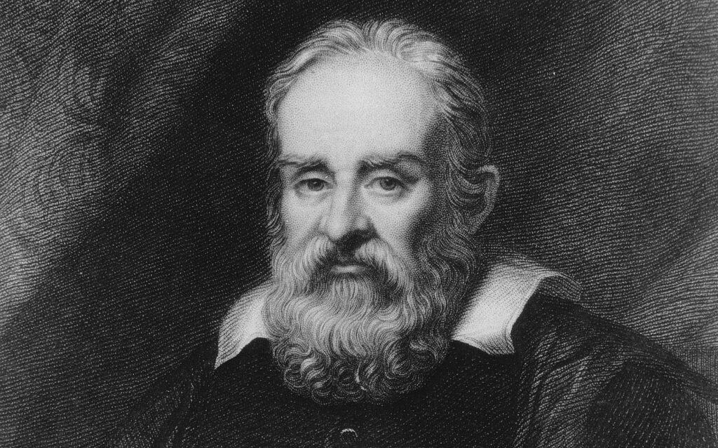 گالیلئو گالیله (1564-1642) به عنوان پدر علم نوین شناخته می شود. او خدمت شایانی به فیزیک، نجوم، گیتی شناسی، ریاضیات و فلسفه کرده است.