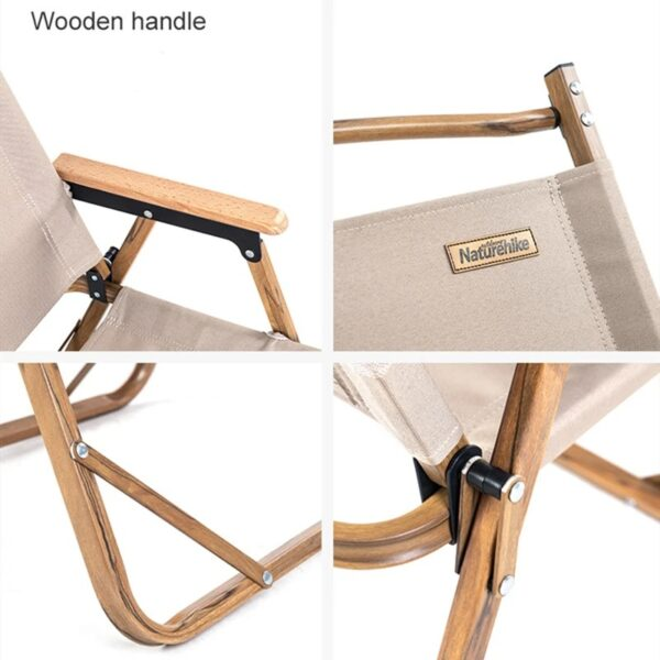 صندلی نیچرهایک مدل MW02 Larg