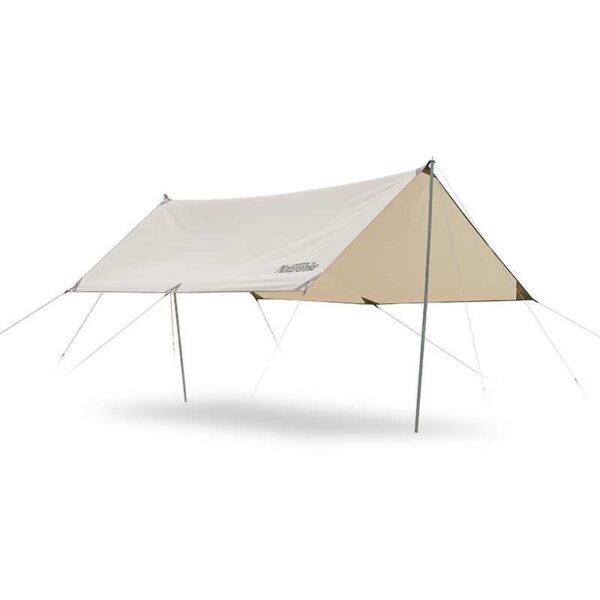 سایه بان نیچرهایک مدل Girder Shelter Tarp Square Small
