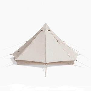 چادر 4 نفره نیچرهایک مدل Brighten6.4 Cotton Pyramid Tent