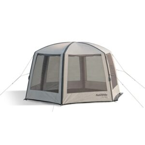 چادر بادی نیچرهایک مدل Hexagonal Inflatable Tent Airpole Bower