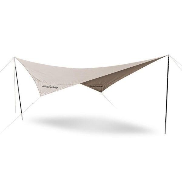 سایه بان نیچرهایک مدل Pleased-Cotton Square Canopy