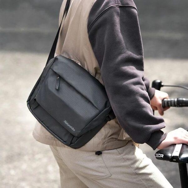 کیف دوشی نیچرهایک مدل Urben Satchel Works Commuter Bag