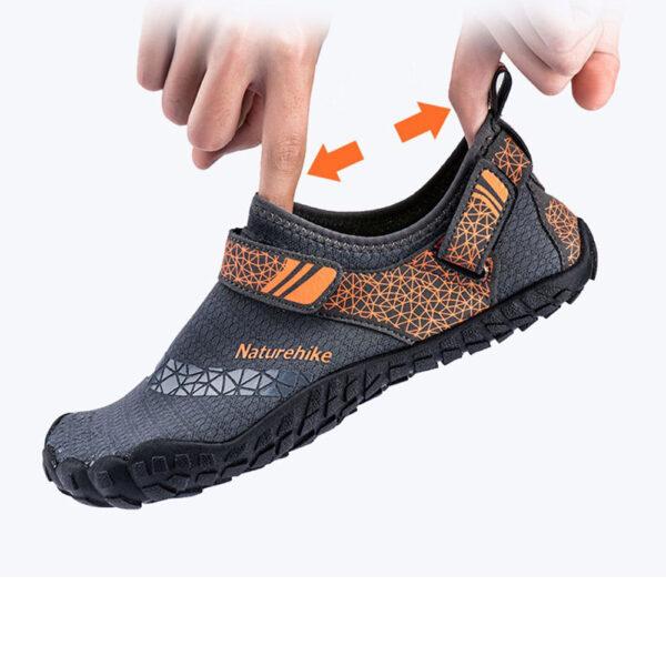 کفش ساحلی نیچرهایک مدل Silicone Anti-Slip Wading Shoes