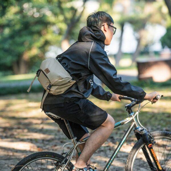 کیف دوشی نیچرهایک مدل B02 Leisure Messenger Bag