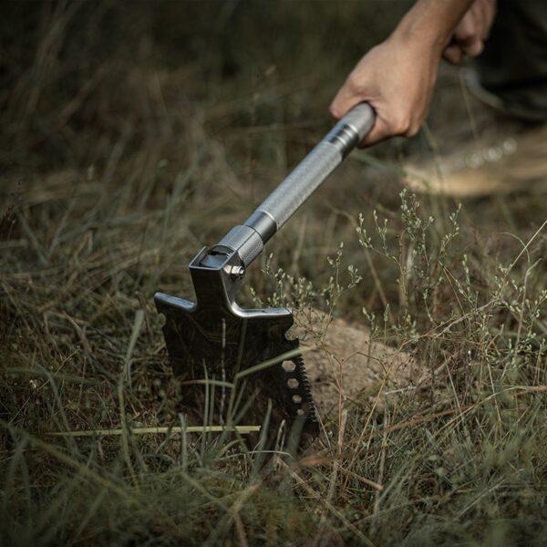 بیل نیچرهایک مدل Multifunctional Outdoor Shovel