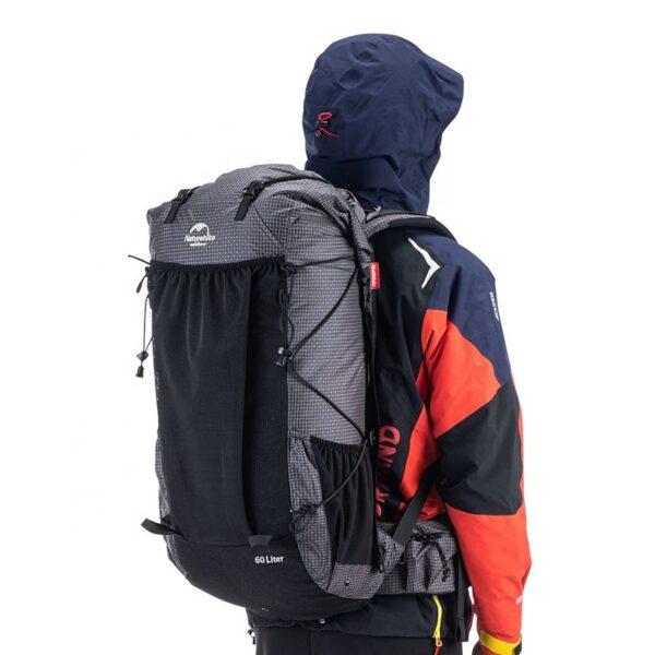 کوله پشتی نیچرهایک مدل Rock 40L+5L Hiking Backpack