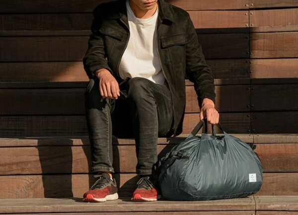 ساک ورزشی نیچرهایک مدل Ultralight Folding Leisure Bag