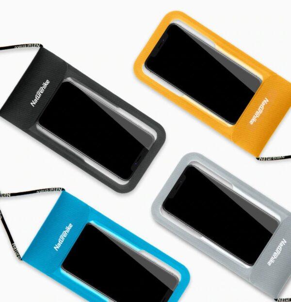 کیف ضد آب موبایل نیچرهایک مدل Suddern