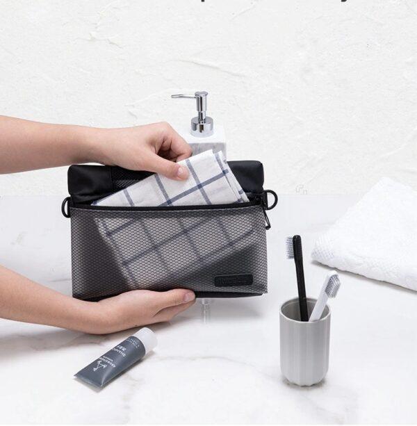 کیف لوازم آرایشی بهداشتی نیچرهایک مدل TPU Clip Net