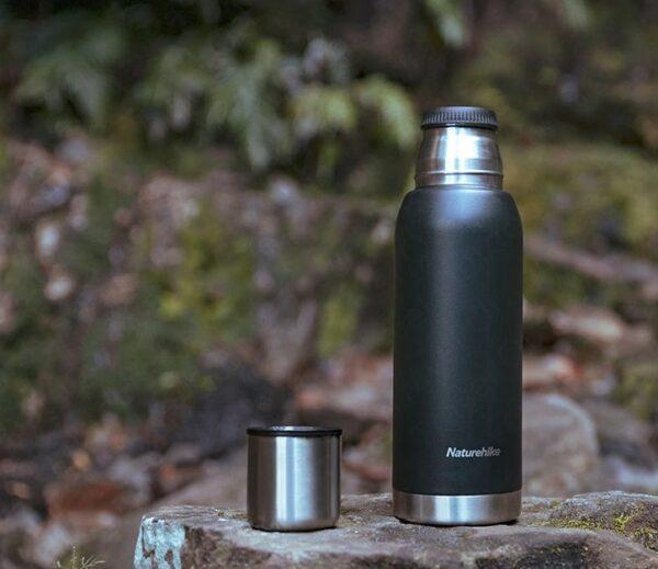 فلاسک 1L نیچرهایک مدل Outdoor Vacuum Insulated Bottle