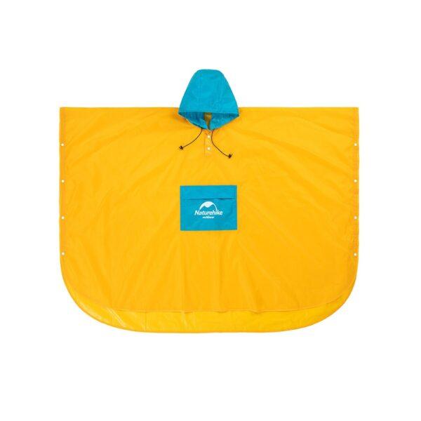 پانچو نیچرهایک مدل C036 Color Matching Fashion Raincoat