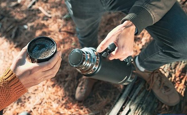 فلاسک نیچرهایک مدل Folding Handle Vaccum Bottle 1.25L
