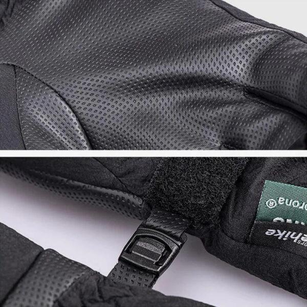 دستکش نیچرهایک مدل GL07 Waterproof Warm Down Gloves
