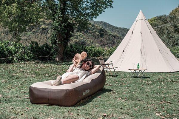 مبل بادی نیچرهایک مدل 20FCD-Double Layer Air Sofa
