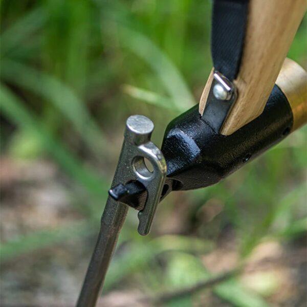 چکش نیچرهایک مدل Solid Wood Handle