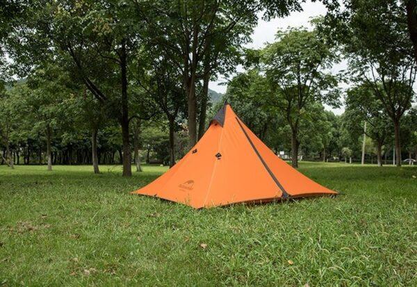 چادر یک نفره نیچرهایک مدل  Spire Hiking Ultralight 1 Man Tent