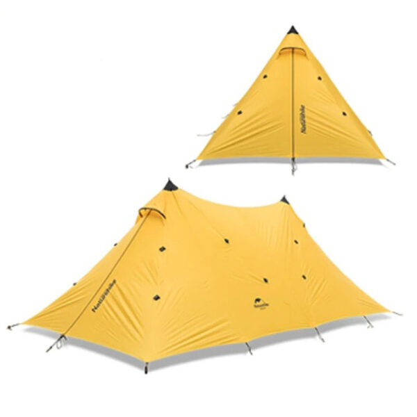 سایه بان نیچرهایک مدل Double A Tower Large Canopy Twin Peaks 210T